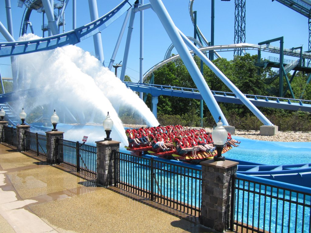 Busch Gardens is one of the great honeymoon destinations.