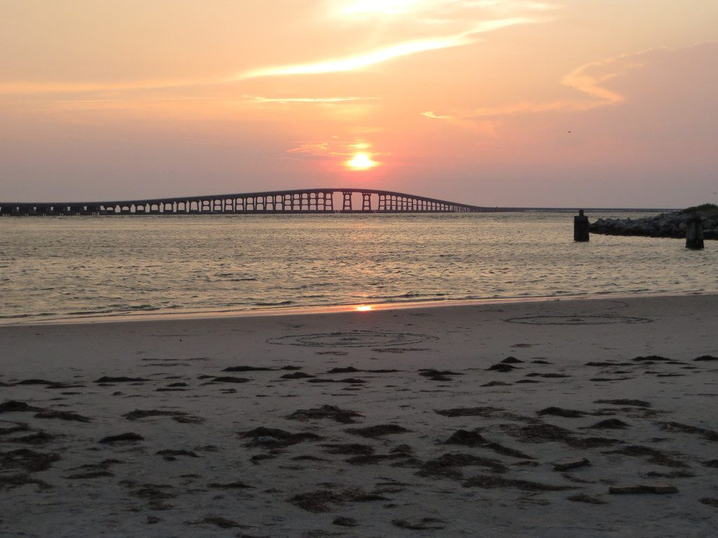 Outer Banks, NC is one of the great honeymoon destinations.