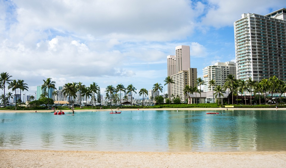 Oahu is one of the great honeymoon destinations.