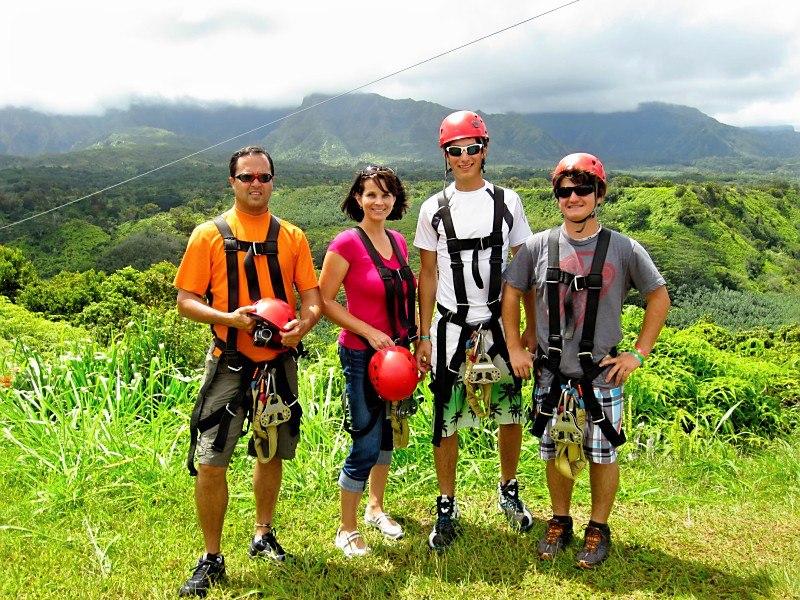 Hawaii is one of the great honeymoon destinations.