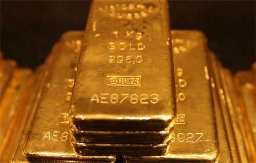It's good to start investing in precious metals.