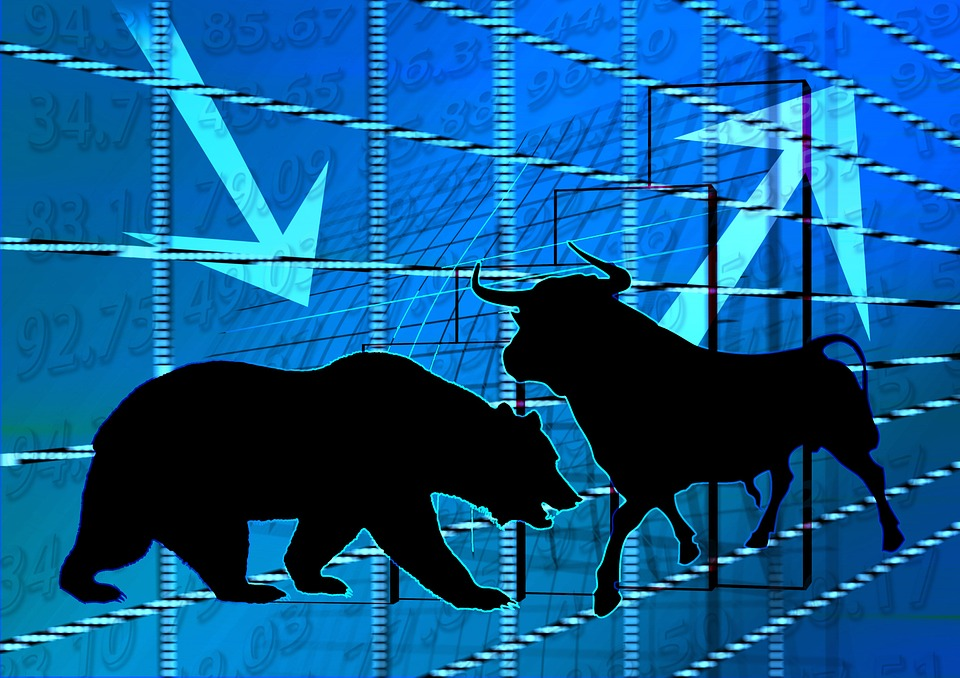 Bears and Bulls: the animals of investing.