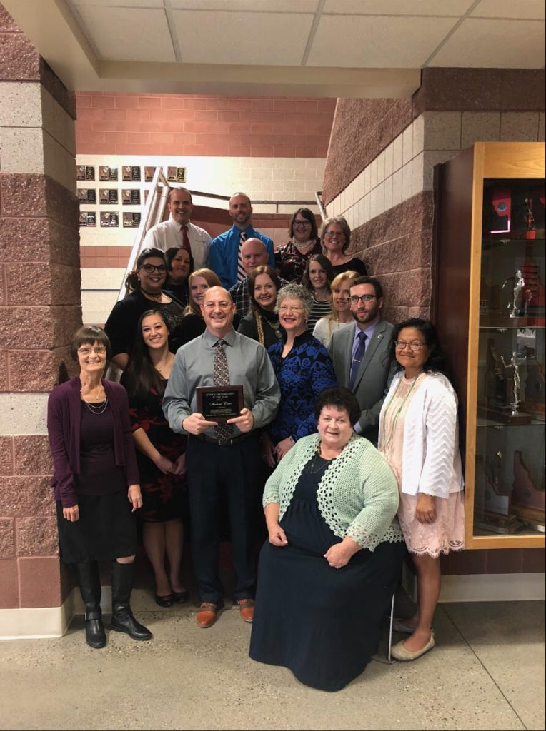 Madison Cares was awarded Service Organization of the Year.