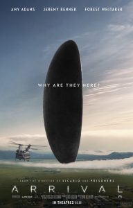Arrival - Movies